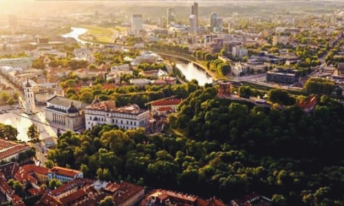 Sahaja yoga in Vilnius, Lithuania