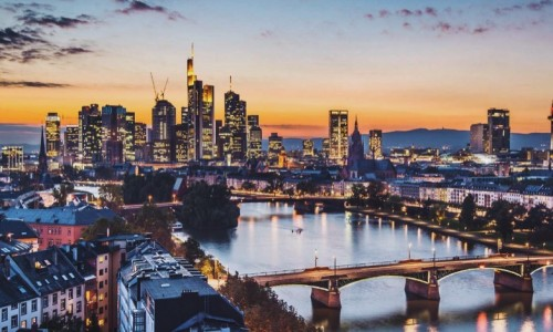 Sahaja Yoga in Frankfurt, Germany