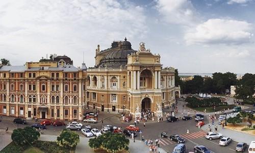 Sahaja Yoga in Odessa, Ukraine