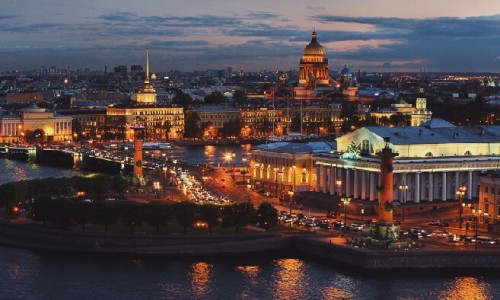 Sahaja Yoga in Saint Petersburg, Russia