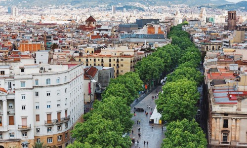 Sahaja Yoga in Barcelona, Spain