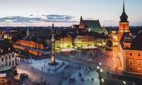 Sahaja Yoga in Warsaw, Poland