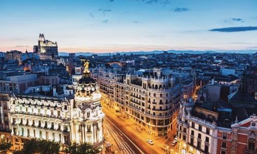 Sahaja Yoga in Madrid, Spain