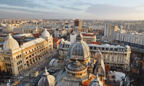 Sahaja Yoga in Bucharest, Romania