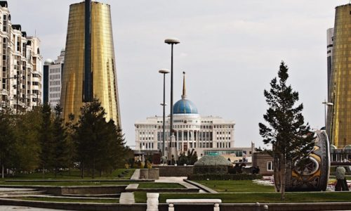 Sahaja Yoga in Baikonur, Kazakhstan