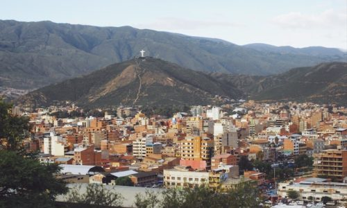 Sahaja Yoga in Cochabamba, Bolivia