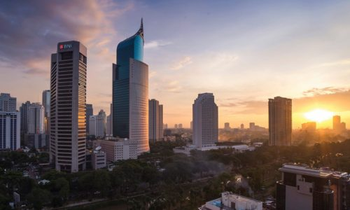 Sahaja Yoga in Jakarta, Indonesia