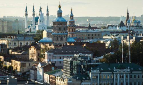 Sahaja Yoga in Kazan, Russia