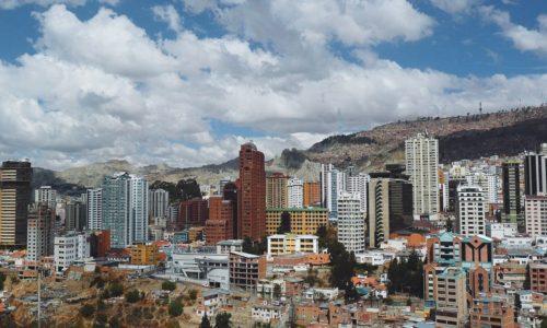 Sahaja Yoga in La Paz, Bolivia