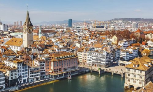 Sahaja Yoga in Zurich, Switzerland