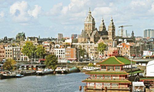 Sahaja Yoga in Amsterdam, Netherlands