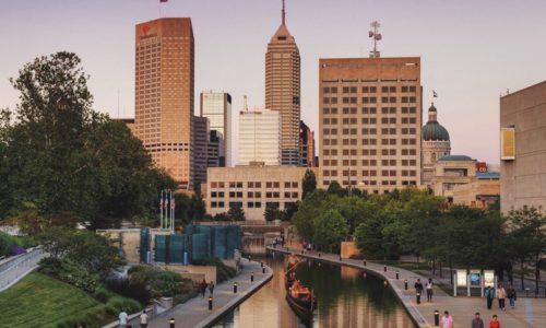 Sahaja Yoga in Indianapolis, USA
