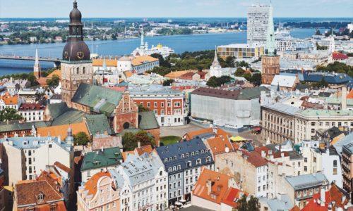 Sahaja Yoga in Riga, Latvia
