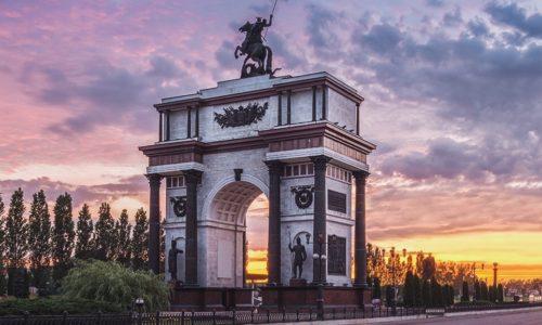 Sahaja Yoga in Kursk, Russia