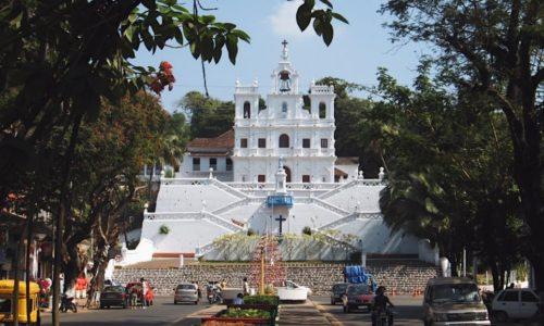 Sahaja Yoga in Panaji, India