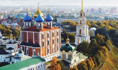 Sahaja Yoga in Ryazan, Russia