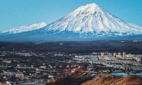 Sahaja Yoga in Petropavlovsk-Kamchatskiy, Russia
