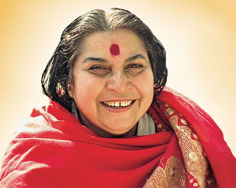 Shri Mataji Nirmala Devi, the founder of Sahaja Yoga