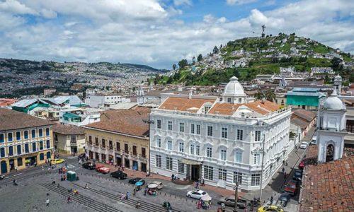 Sahaja Yoga in Quito, Ecuador